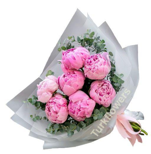 7 Peony Bouquets
