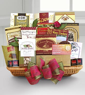 chocolate Sympathy Basket