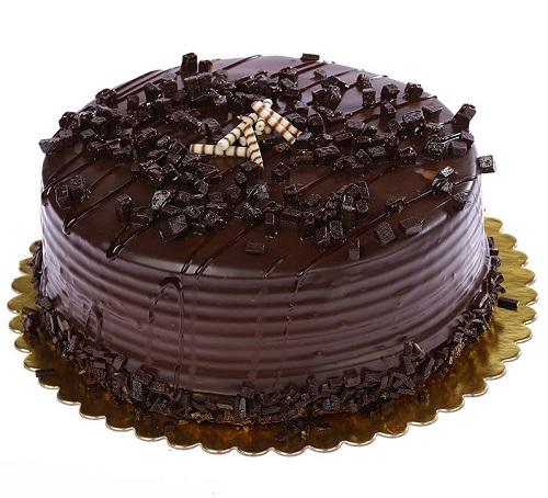 1 Kg  chocolate peanut Cake