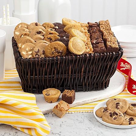 Cookie basket Mrs Fatima