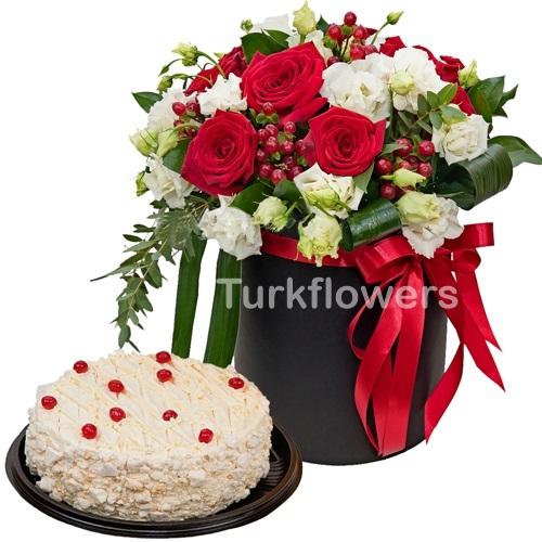 Lovestruck + cake