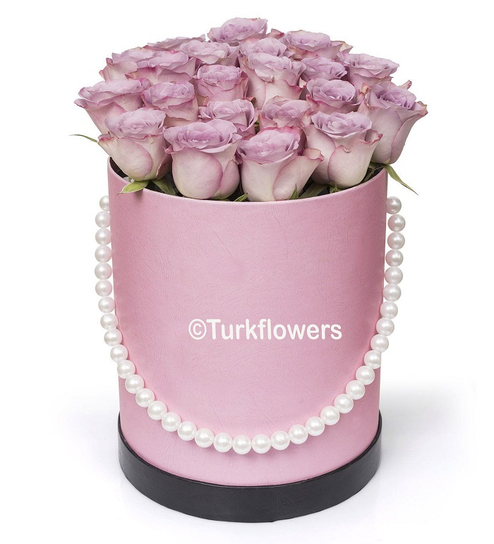 21 Lilac Roses