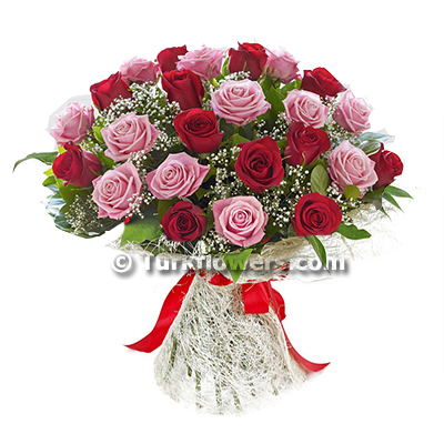 25-pink-and-red-roses-bouqhet