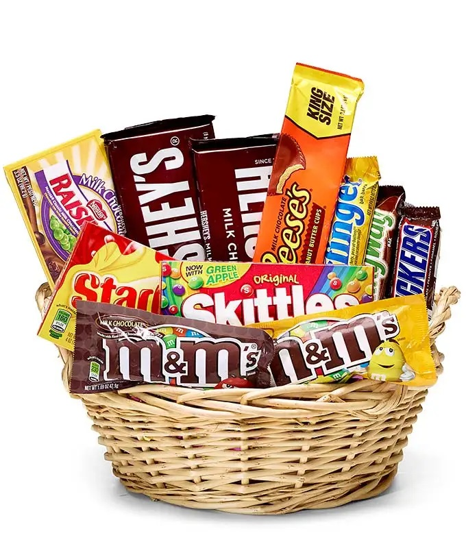 candy-basket